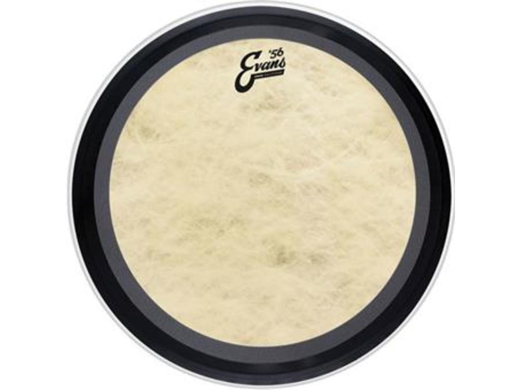 "Bassdrum Vel Evans BD22EMADCT, 22"", EMAD, Calftone"