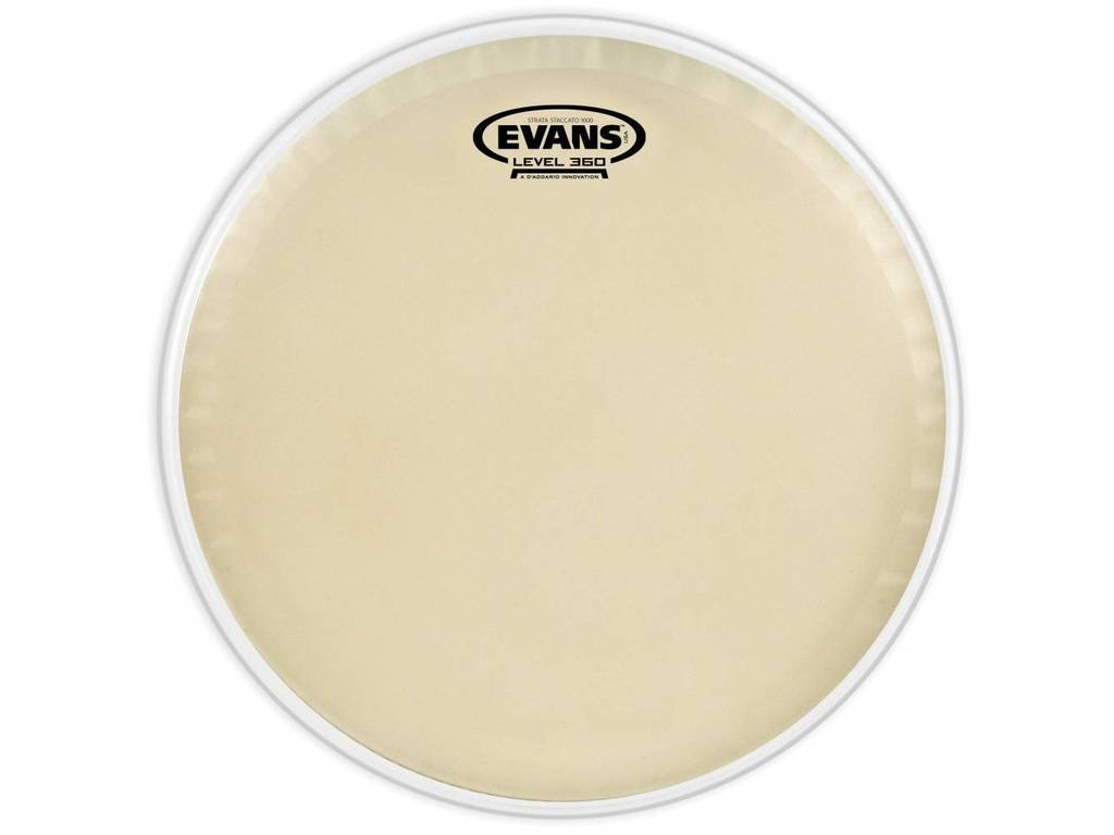 "Snaredrum Vel Evans CT14SS, 1-ply 14"", Strata Staccato 1000 concert snaredrum vel"