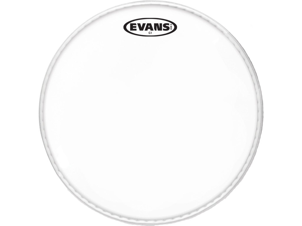 "Tom Head Evans TT08G1, series G1, 1-ply 8"", clear"