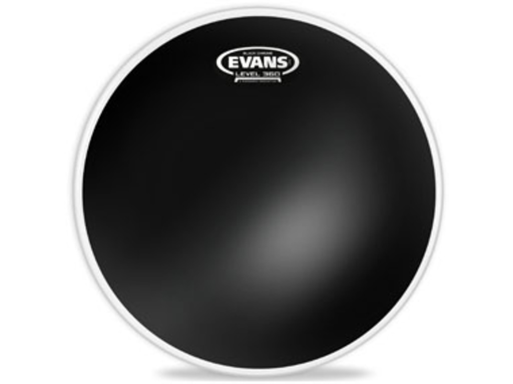 "Tom Vel Evans TT12CHR, 2-ply 12"", serie Black Chrome"