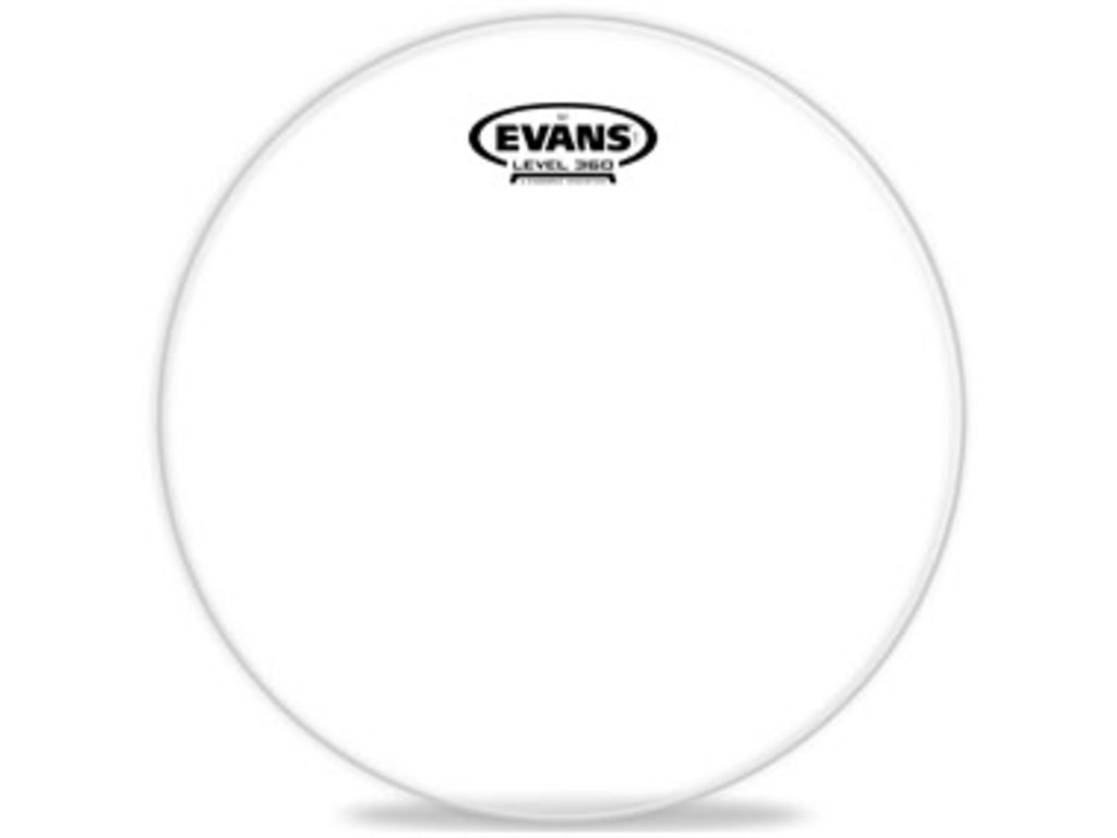 "Tom / Snaredrum Fell Evans TT13G1, Serie G1, 1-ply 13"", clear"