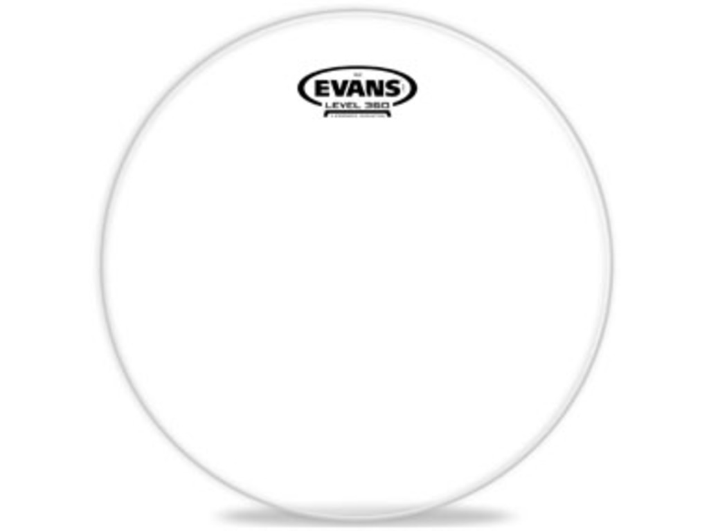 "Tom / Snare Drum Head Evans TT13G2, G2 series, 2-ply 13"", clear"
