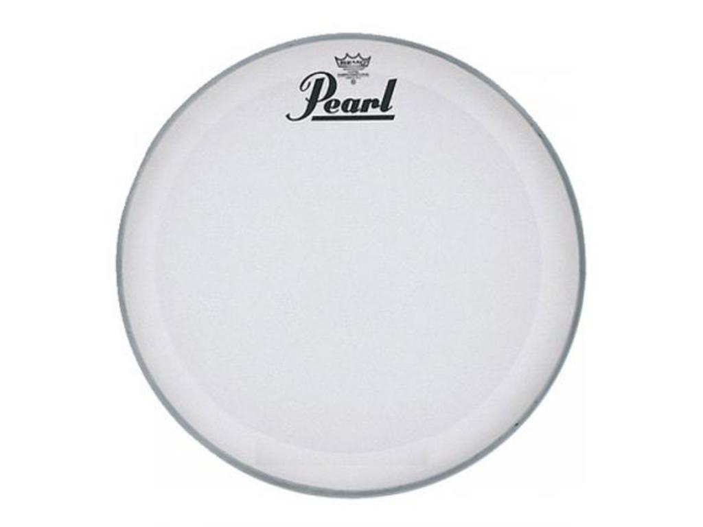 "Bassdrum Vel Pearl P3-1122-PL-RF, Reference, wit, 1-ply 22"", coated"
