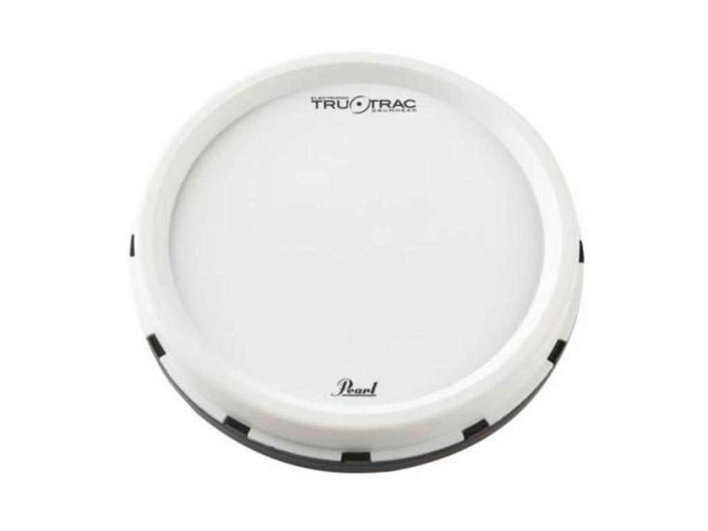 "Vel Pearl TTP12 voor Epro, 12"" Tru-Trac Electronic Drumhead - Dual Zone"