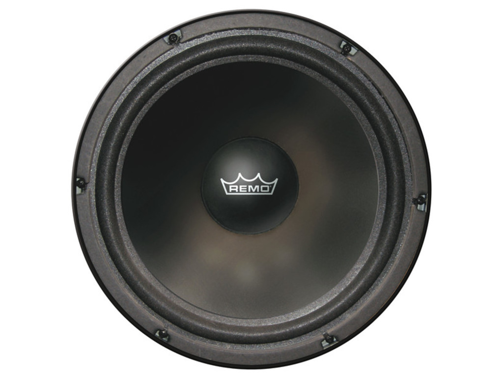 Bassdrum Vel Remo PA-10220-SP, speaker model, 1-ply 22""
