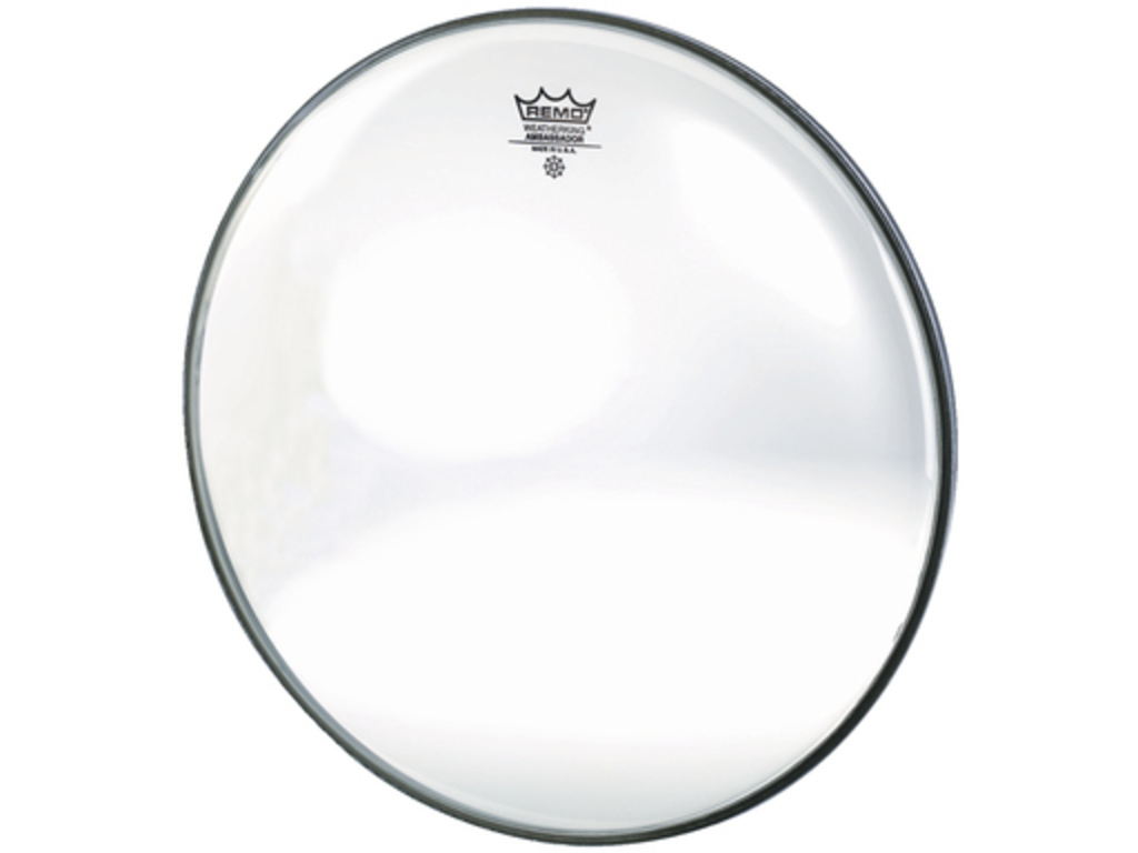 Tom Vel Remo BA-0306-00, Ambassador Clear, 1-ply 6""