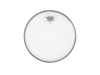 Tom / Snaredrum Vel Remo BA-0313-00, Ambassador Clear, 1-ply 13""