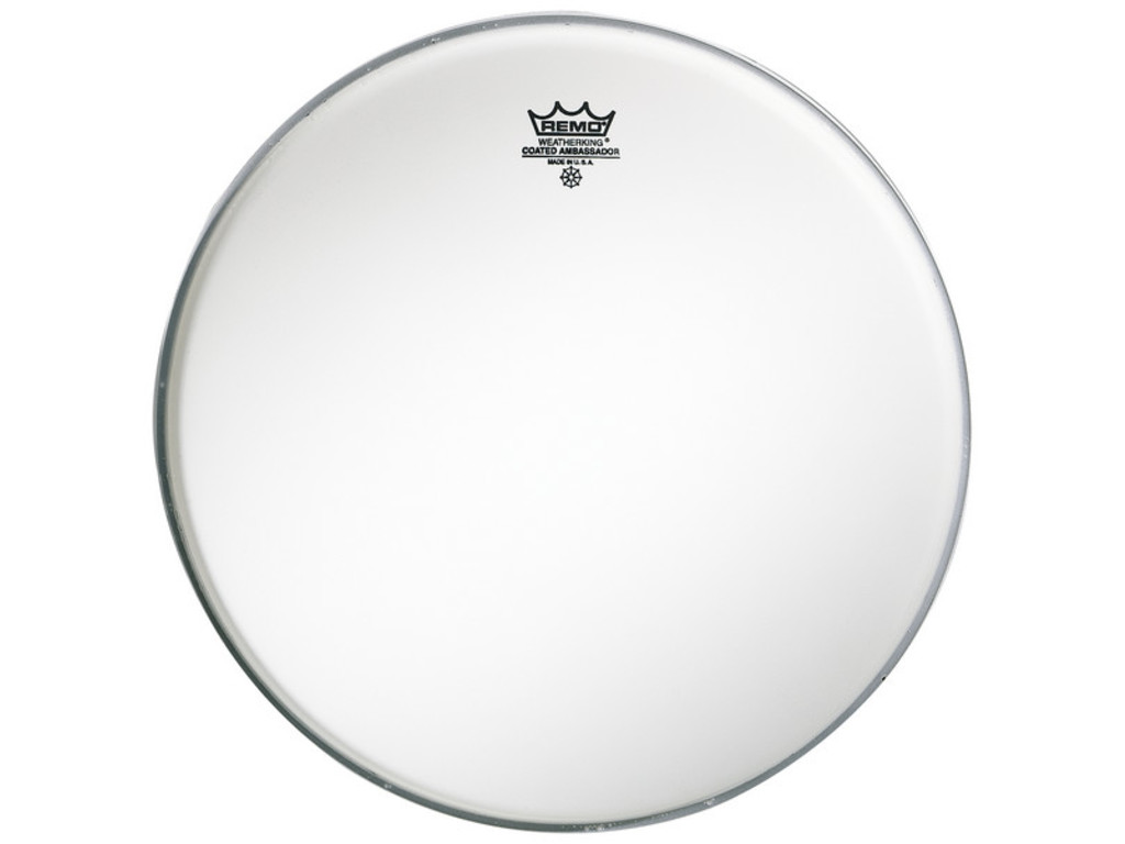 Tom / Snare Drum Head Remo BA-0114-00, Ambassador Coated, 1-ply 14""