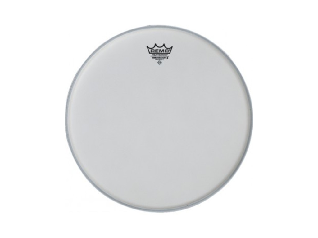 Tom Vel Remo AX-0108-00, Ambassador X Coated, 1-ply 8""