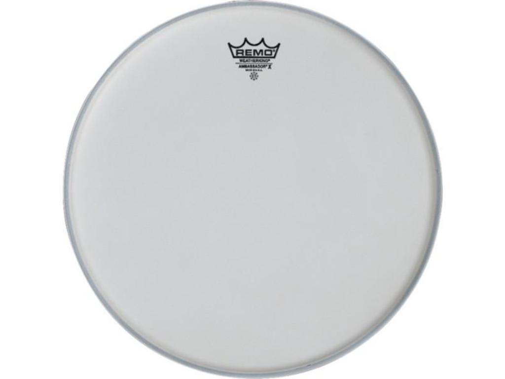 Tom / Snaredrum Vel Remo AX-0112-00, Ambassador X Coated, 1-ply 12""