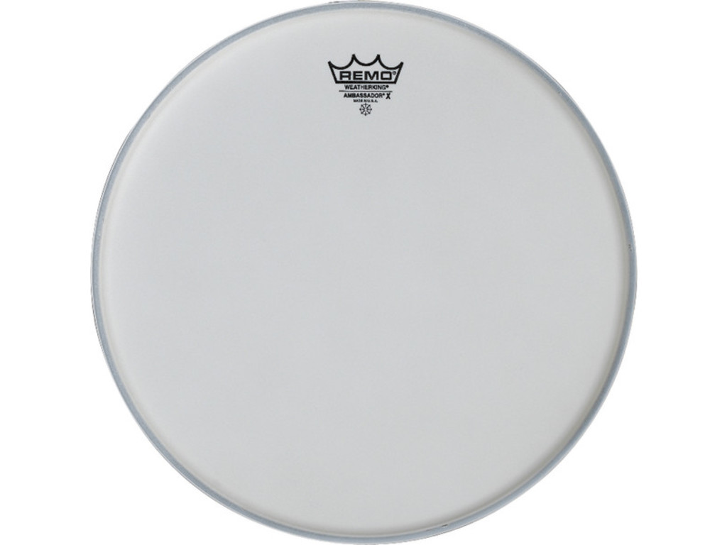 Tom / Snaredrum Vel Remo AX-0114-00, Ambassador Coated X, 1-ply 14""