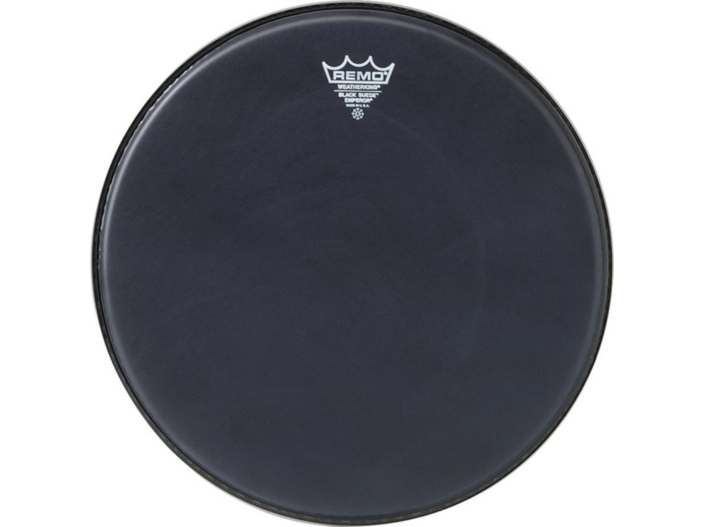 Tom Vel Remo BE-0808-ES, Emperor Black Suede, 2-ply 8""