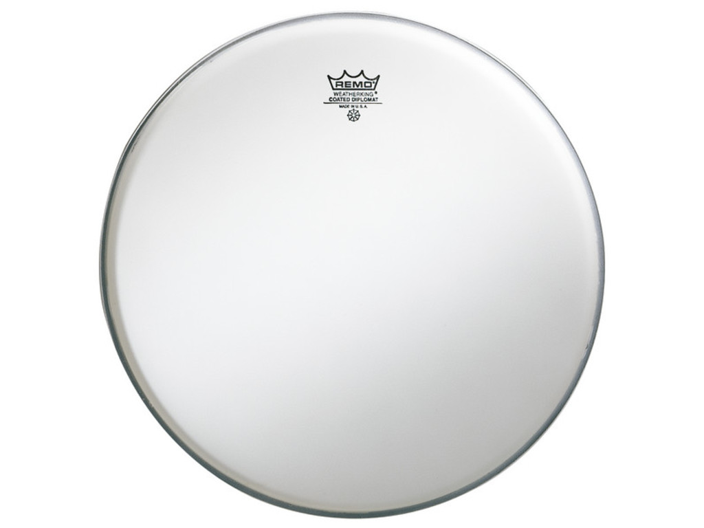 Tom / Snaredrum Vel Remo BD-0114-00, Diplomat Coated, 1-ply 14""