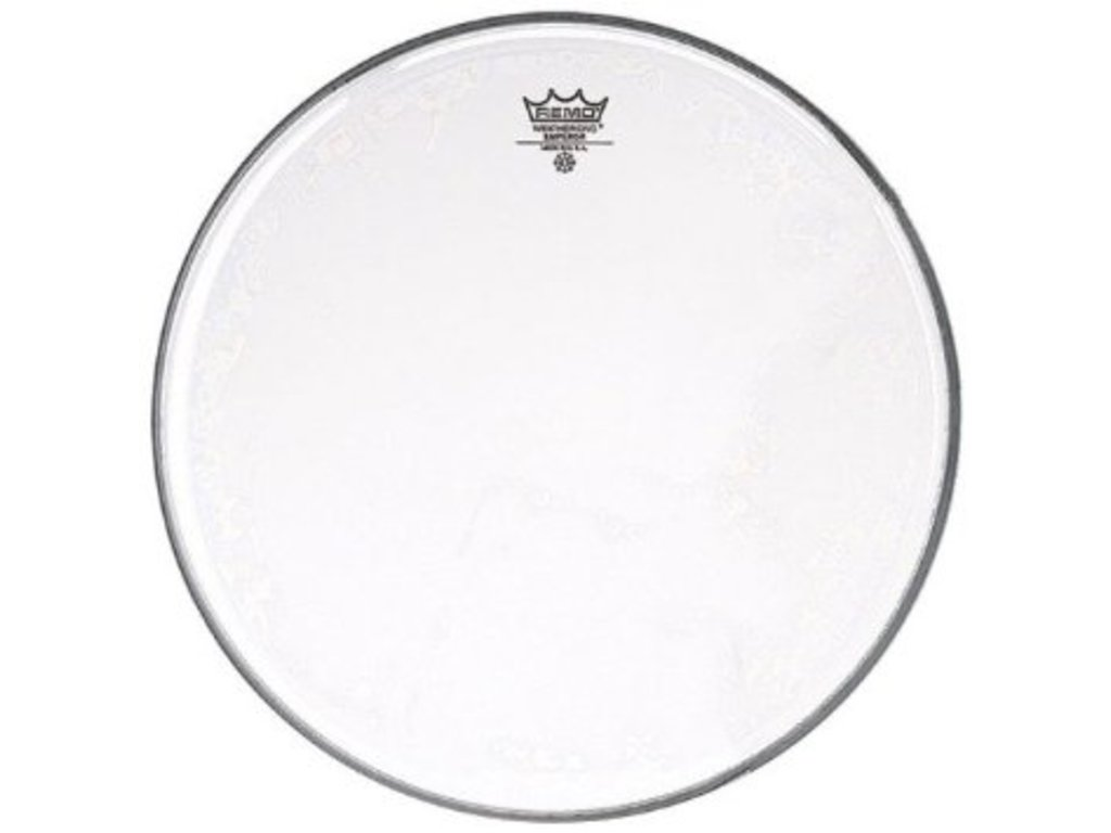 Bassdrum Vel Remo BB-1328-00, Emperor Clear, 2-ply 28""