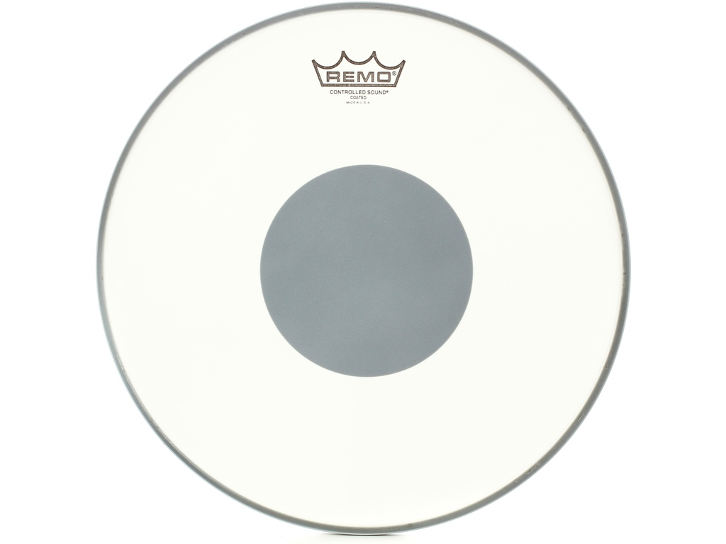Snaredrum Vel Remo BX-0110-10, Emperor Coated X, 2-ply 10""