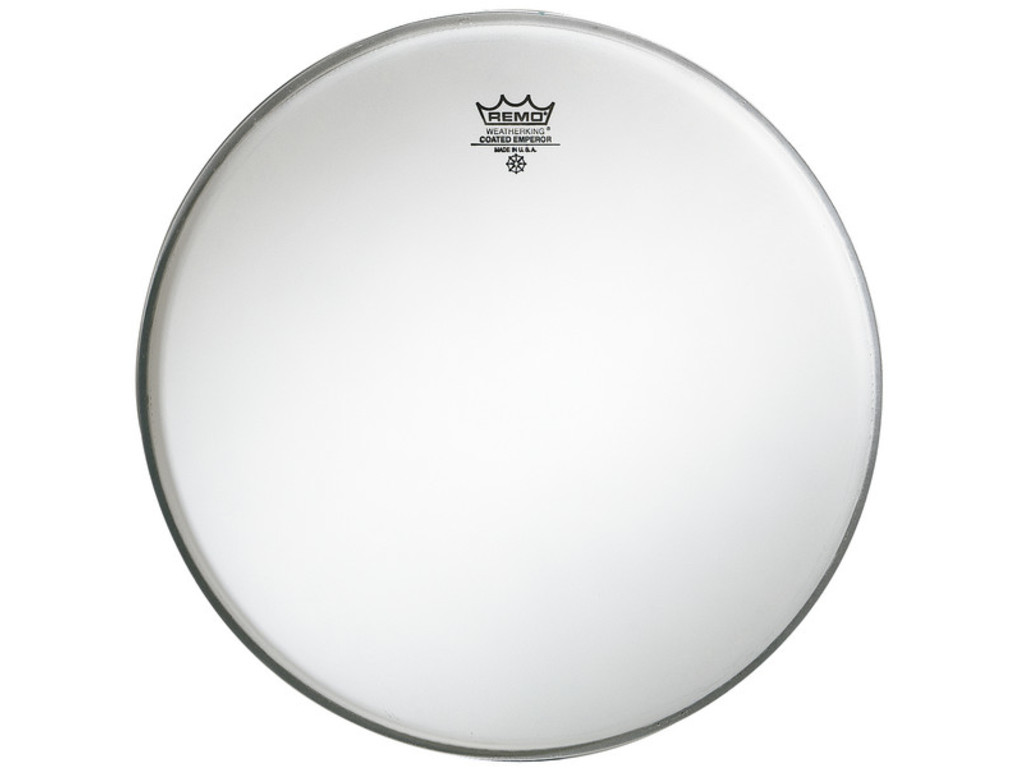 Tom / Snaredrumm Vel Remo BE-0110-00, Emperor Coated, 2-ply 10""