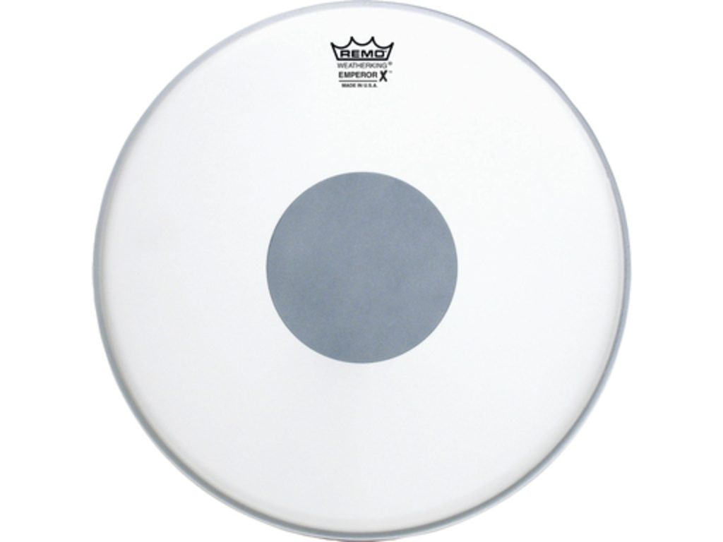 Snaredrum Vel Remo BX-0113-10, Emperor X Coated, 2-ply 13""