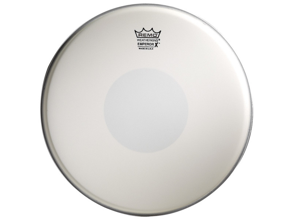Snaredrum Vel Remo BX-0114-10, Emperor X Coated, 2-ply 14""