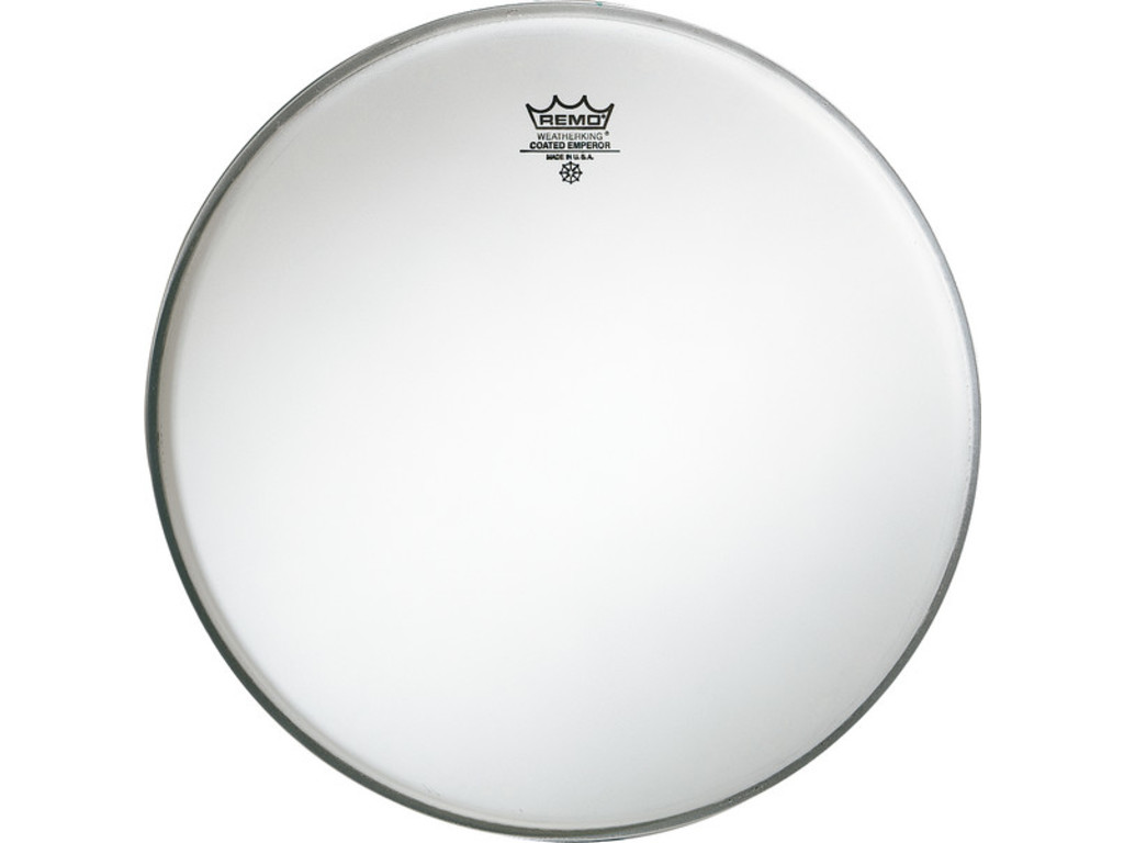Tom / Snaredrum Vel Remo BE-0114-00, Emperor Coated, 2-ply 14""