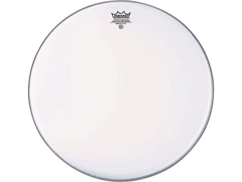 Bassdrum Vel Remo BB-1118-00, Emperor Coated, 2-ply 18""