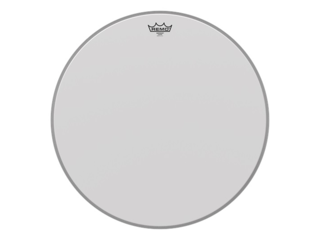 Bassdrum Vel Remo BB-1122-00, Emperor Coated, 2-ply 22""