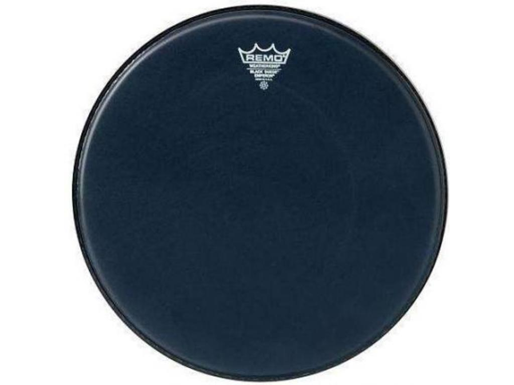 Tenor Vel Remo ES-0814-MP, Emperor Black Suede Crimplock, 2-ply 14""