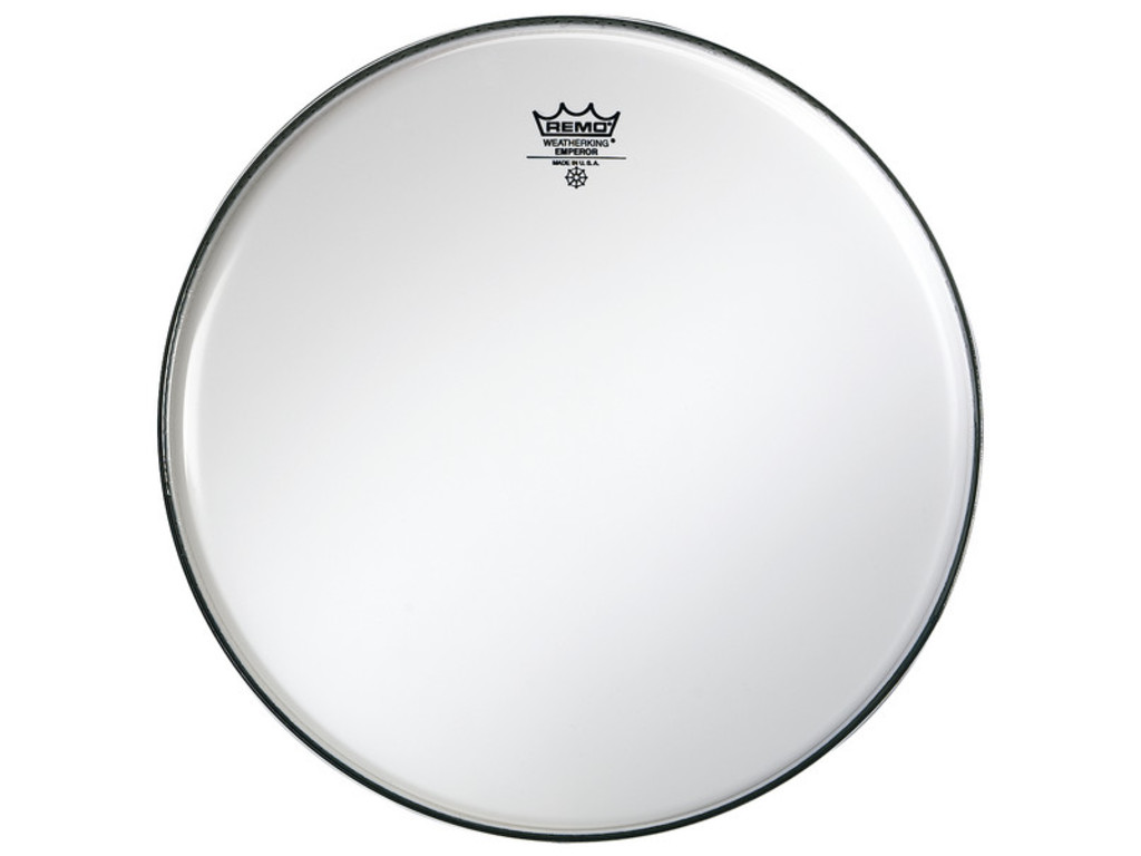 Tom Vel Remo BE-0206-00, Emperor Smooth White, 2-ply 6""