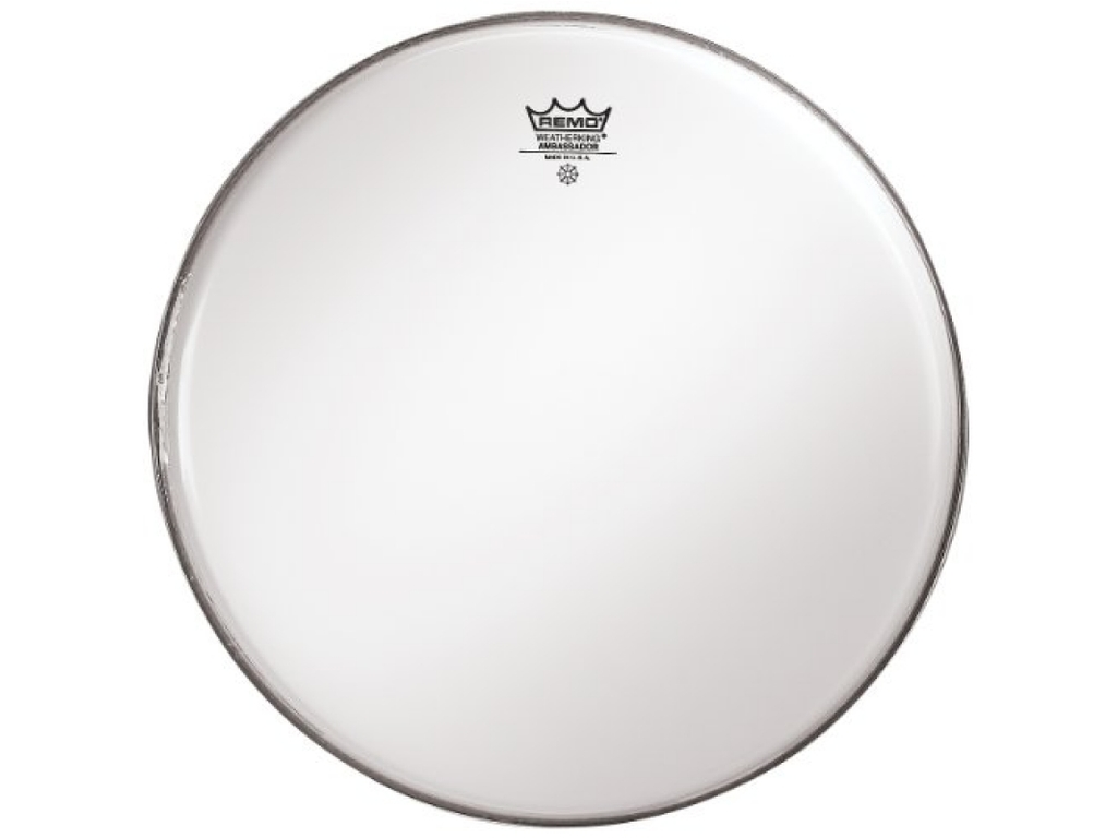 Bassdrum Vel Remo BB-1226-00, Emperor Smooth White, 2-ply 26""