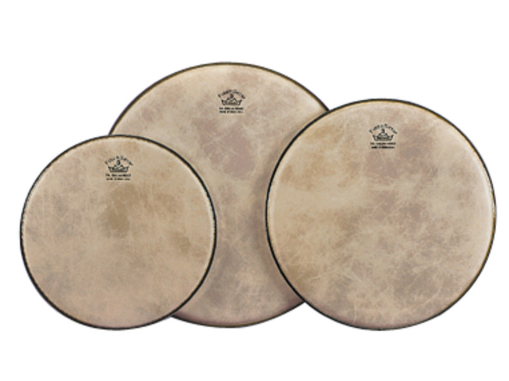 Tom Vel Remo FT-0518-00, Fiberskyn 3 zeer Dun, 1-ply 18""