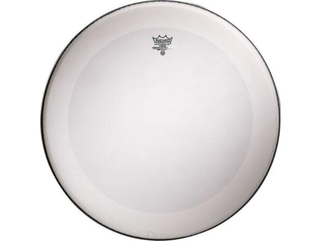 Tom Head Remo P4-0118-BP, Powerstroke 4 Coated, 2-ply 18""
