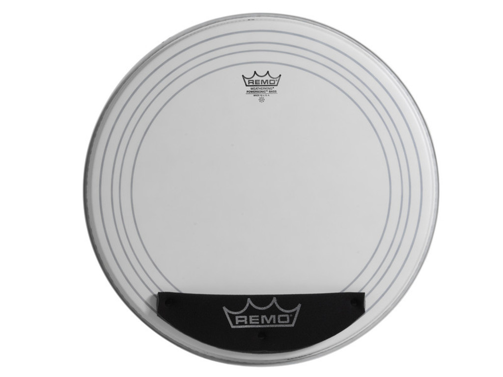 Bassdrum Vel Remo PW1120-00, Powersonic, coated, 2-ply 20""