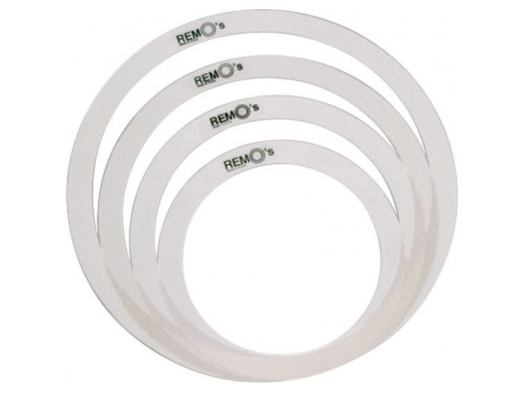 "Dempring Remo O-ring Set set, 10""-12""-13""16"" voor tom/ snare/ en floortom"