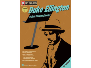 Bladmuziek Jazz Play Along: Volume 1 - Duke Ellington voor Bb, Eb of C instrumenten (Boek + CD)
