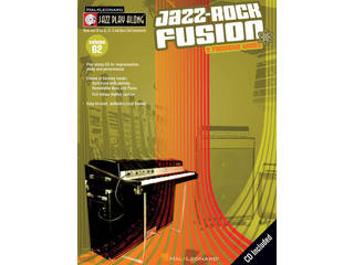 Bladmuziek Jazz Play Along Volume 62 Jazz-rock Fusion voor Bb instrumenten (Boek + CD)