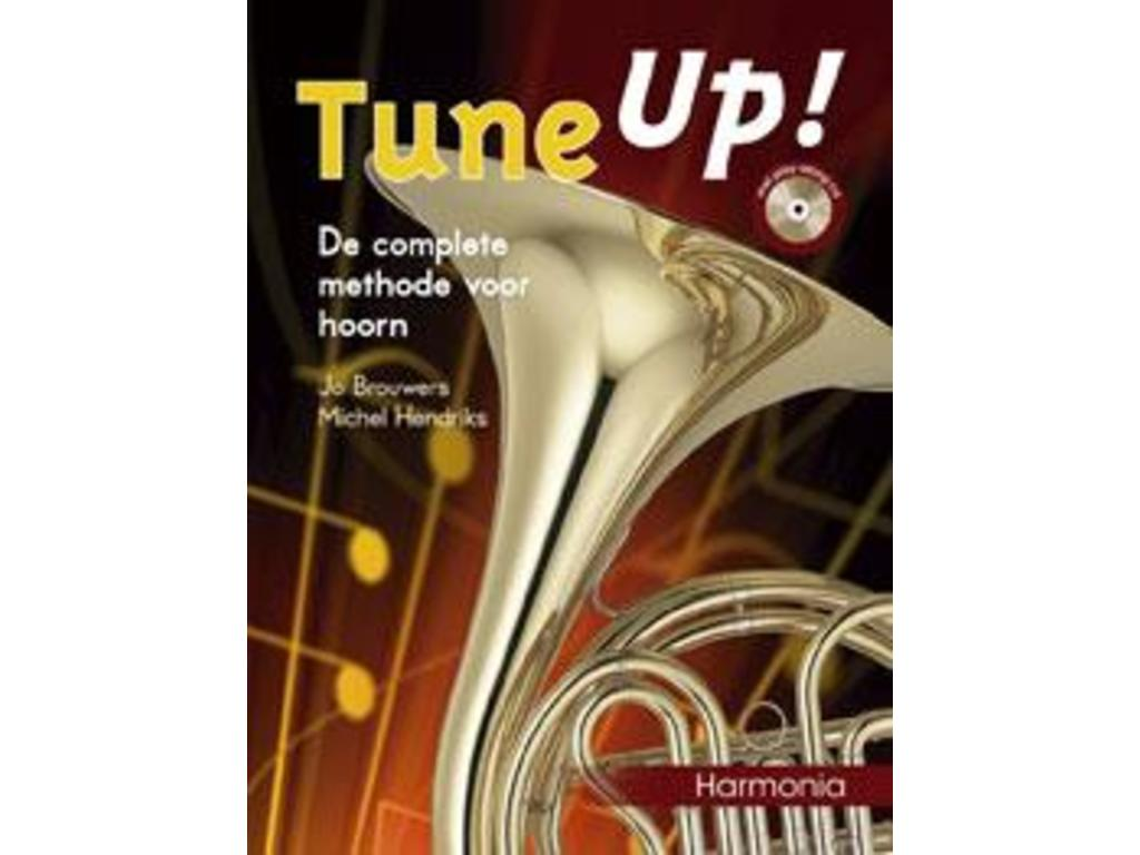 Sheet Music Tune Up (jo Brouwers And Michel Hendriks) For French Horn