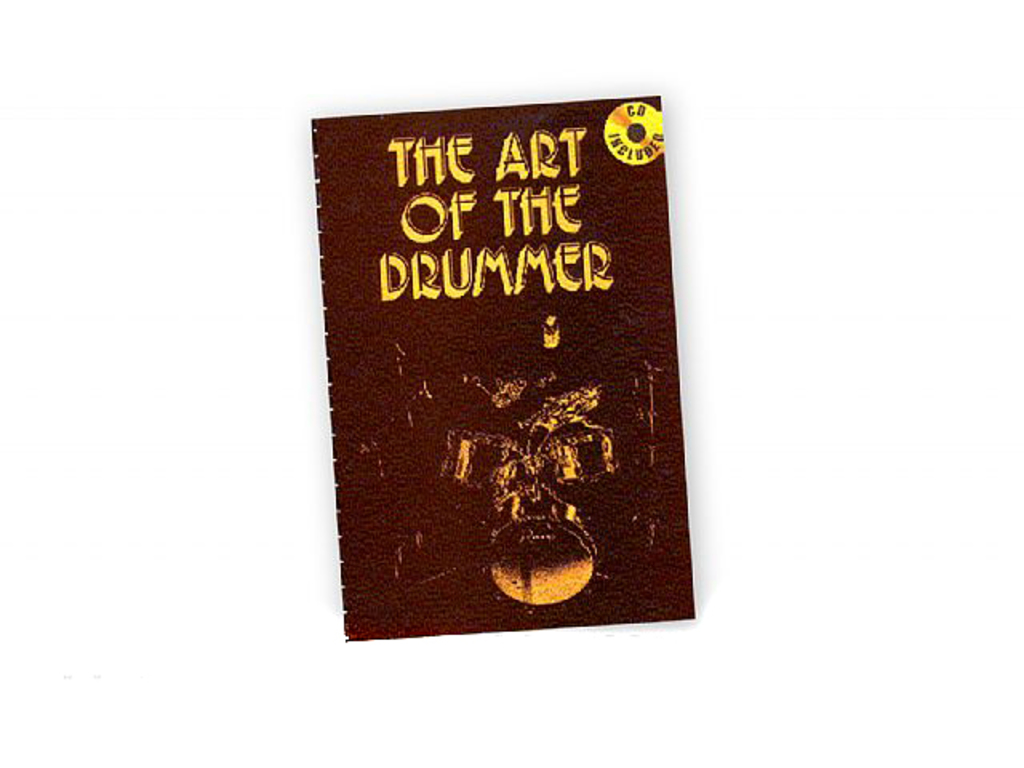 Bladmuziek Drums, The Art Of The Drummer Volume 1 (boek + Cd)