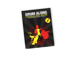 Bladmuziek Drums, Drum Along, 10 More Rock Classics, Fabig Jorg (boek + Cd)