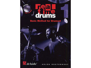 Boek Drums, De Haske, Real Time Drums 1