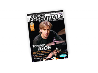 Bladmuziek, Groove Essentials Tommy Igoe, The Play-along Book/cd