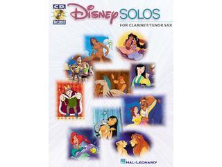 Bladmuziek Klarinet, Disney, Disney Solos For Klarinet/tenor Sax