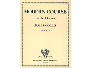 Bladmuziek Klarinet, Moderne Course (james Collis), Deel 2