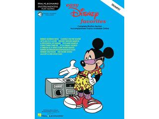 Bladmuziek Trompet Easy Disney Favorites trompet (Boek + CD)