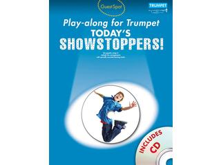 Bladmuziek Trompet Today`s Showstoppers Trompet (boek + Cd)