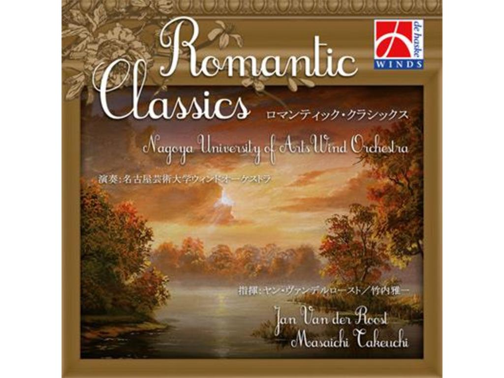Cd De Haske, Romantic Classics, Nagoya University Of Arts Wind Orchestra