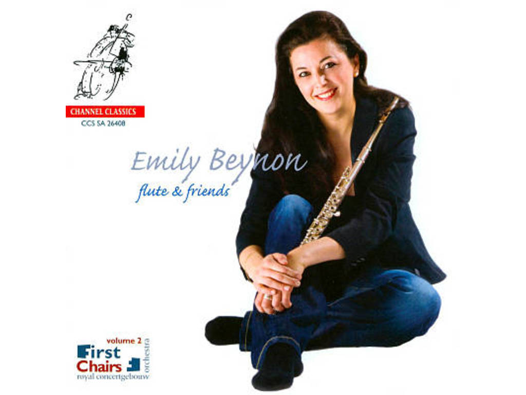 Cd Emily Beynon, Flute And Friends