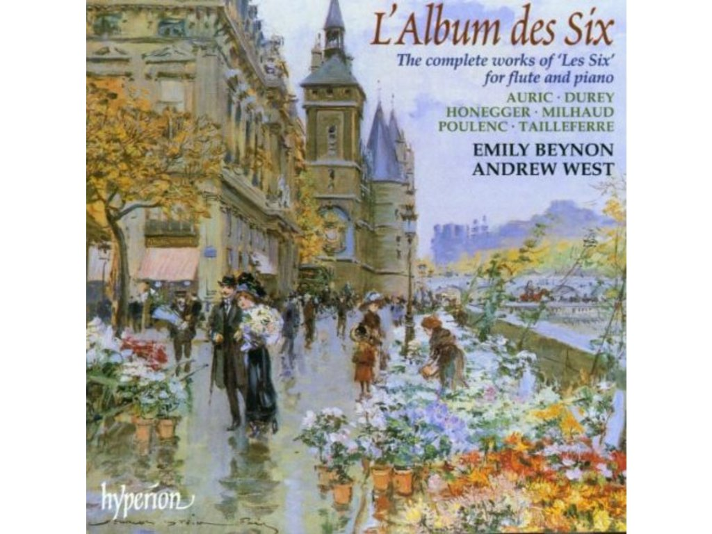 Cd Emily Beynon, L'album Des Six