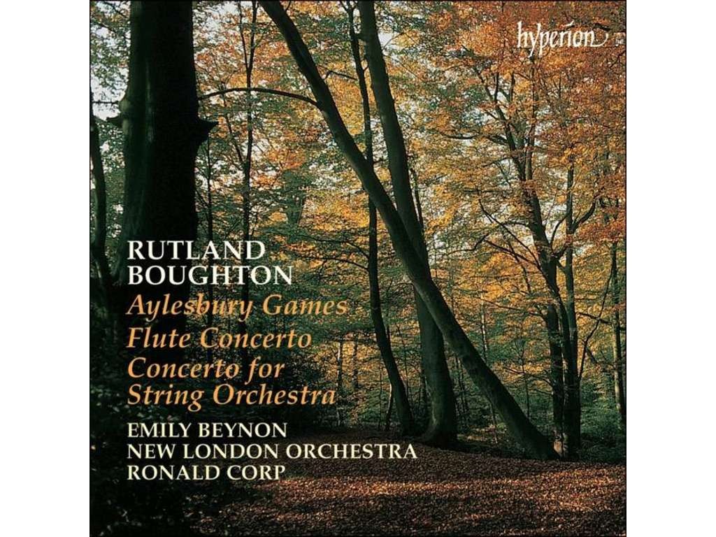 Cd Emily Beynon, Music Of Rutland Boughton
