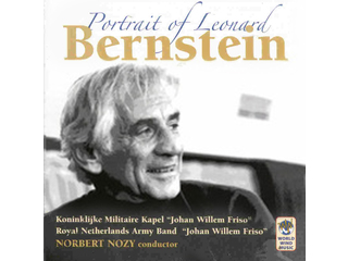 Cd World Wind Music, Portrait Of Leonard Bernstein, Kmk-jwf
