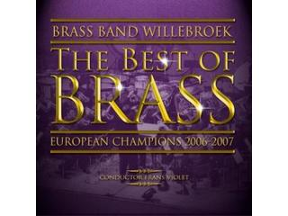 Cd World Wind Music, Best Of Brass, Brassband Willebroek (2cd)