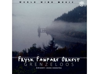 Cd World Wind Music, Frysk Fanfare Orchestra (2cd)